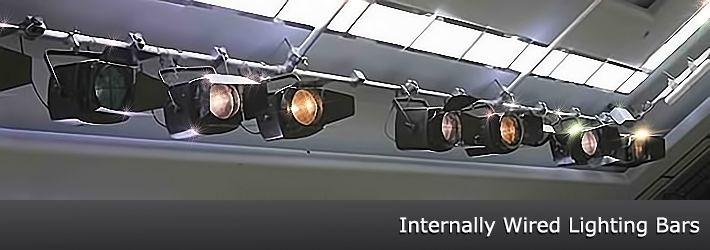 Internally Wired Lighting Bars
