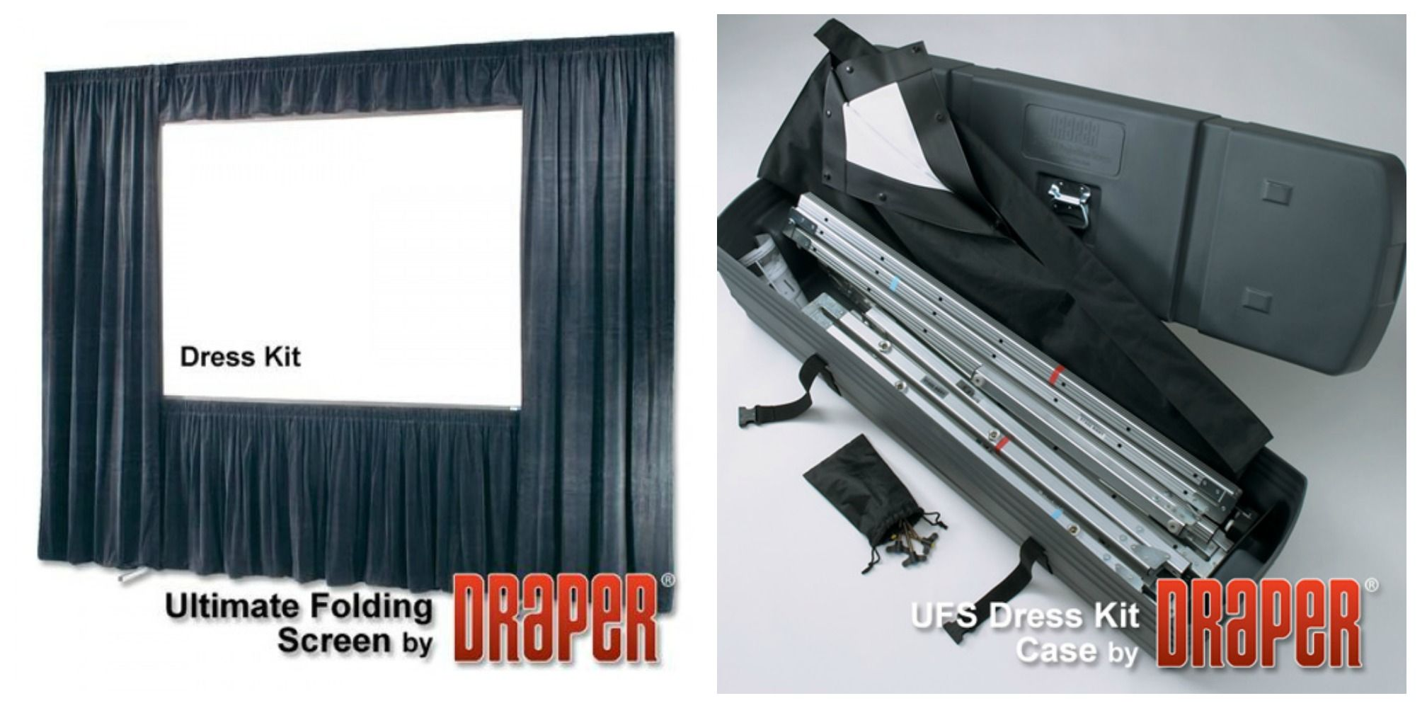 Folding Screen - Dress Kit