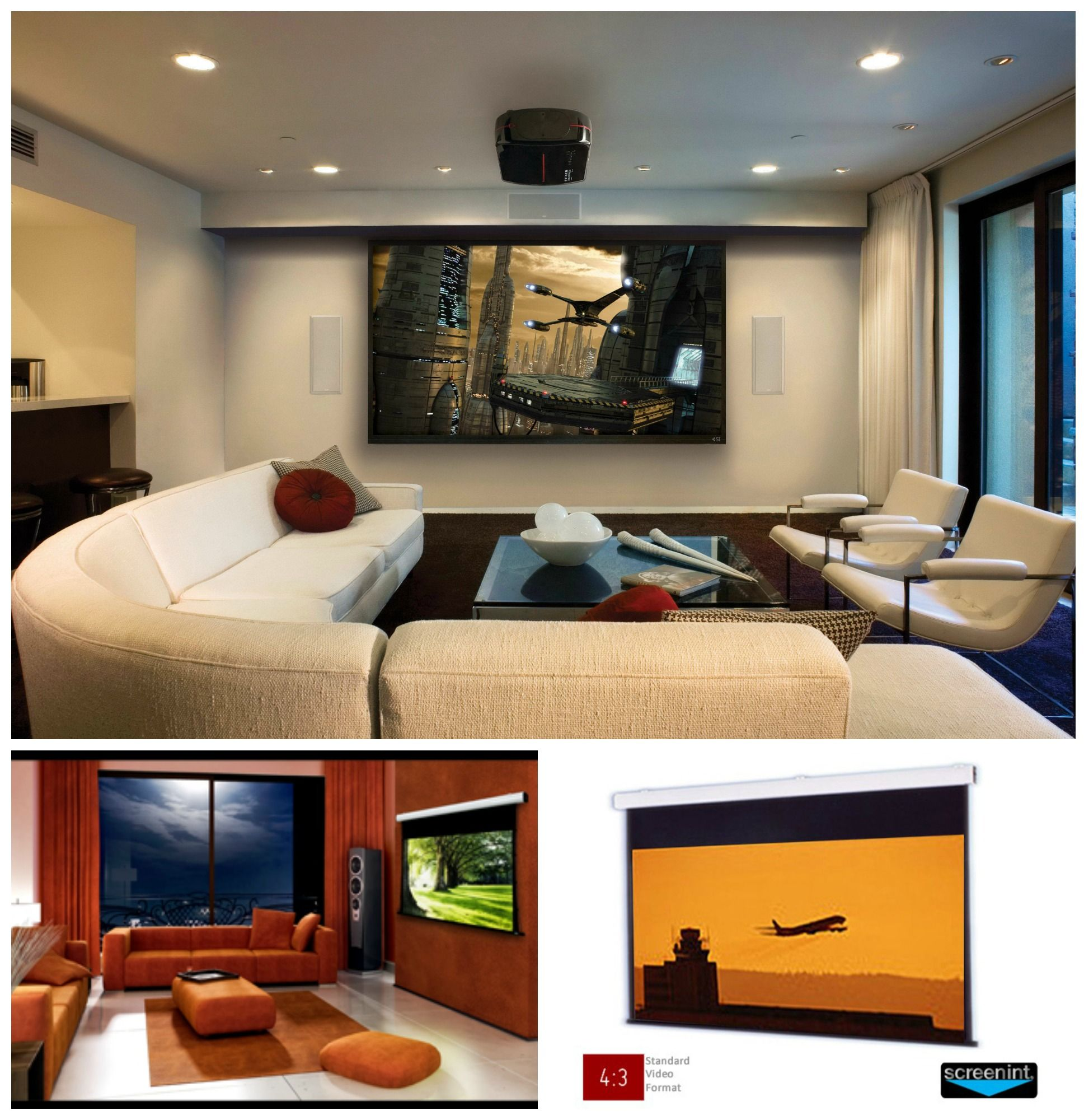 Compact Home Cinema